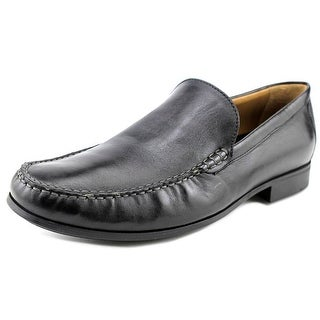 Johnston & Murphy Cresswell   Moc Toe Leather  Loafer