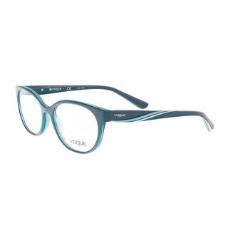 Vogue VO5103 2469 53 Teal Oval Optical Frames - 53-17-140
