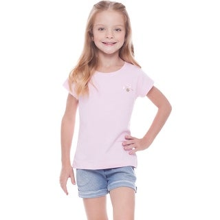 Girls T-Shirt Classic Tee Kids Clothing Summer Top 2-10 Years Pulla Bulla