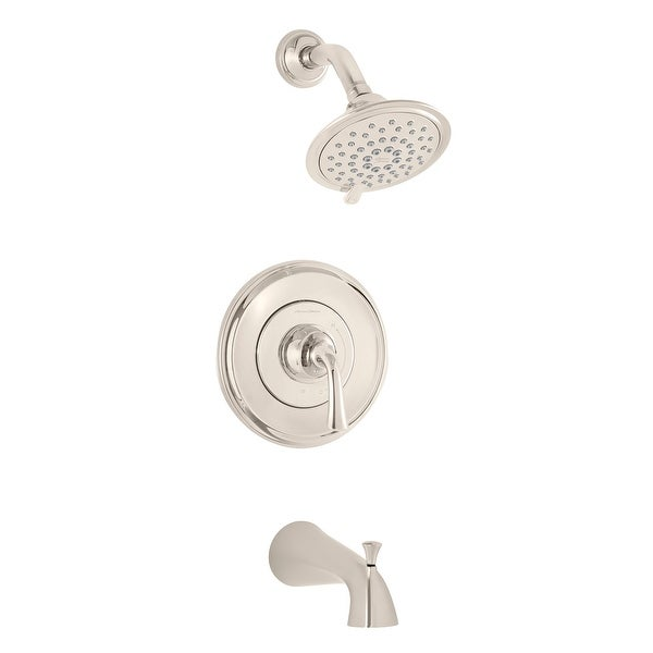 American Standard TU106.502 Patience Tub and Shower Trim Package with 2.5 GPM Multi Function Shower Head