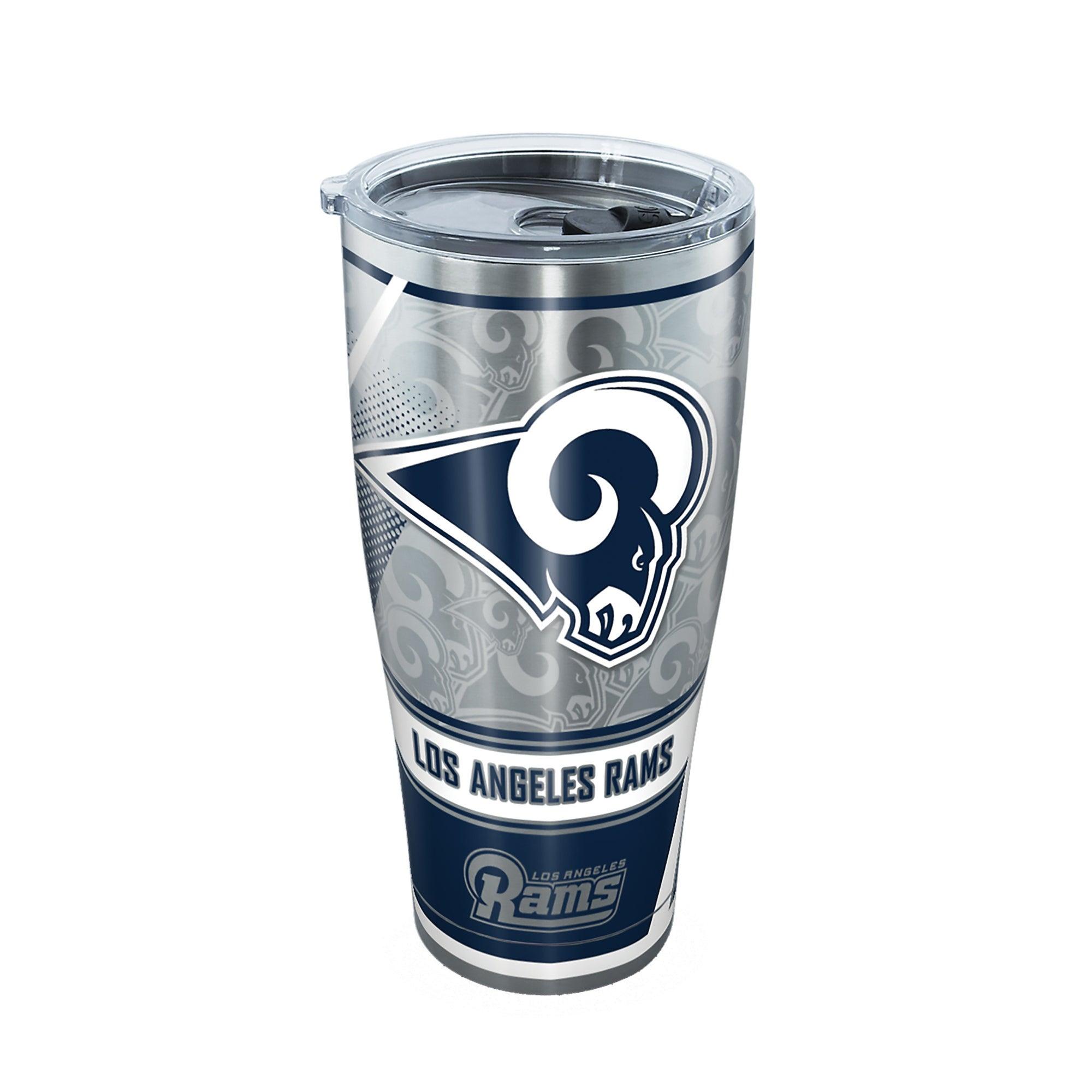 NFL Los Angeles Rams 20oz Insulated Acrylic Tumbler
