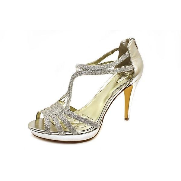 Alfani Tacy Womens Silver Sandals