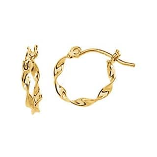 14k Yellow Gold 1.5mm Dainty Twisted Hoop Earrings|https://ak1.ostkcdn.com/images/products/is/images/direct/9c49689f9fd8923d81dab345f2be8287039447d3/14k-Yellow-Gold-1.5mm-Dainty-Twisted-Hoop-Earrings.jpg?impolicy=medium