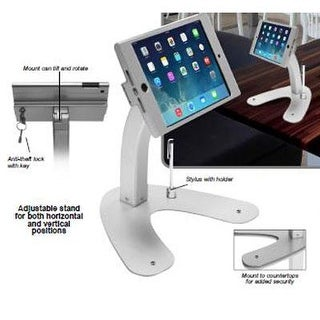 Cta Pad-Askm Apple Ipad Mini Anti-Theft Security Kiosk Stand