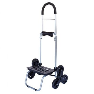 Stair Climber Mighty Max Dolly(TM) Handtruck - Black