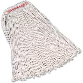 20 oz Premium Cut-End Dura Pro 4ply Cotton Mop - Case of 12,