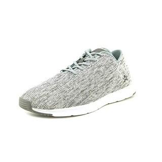 Ransom Field Lite Men Round Toe Canvas Gray Running Shoe
