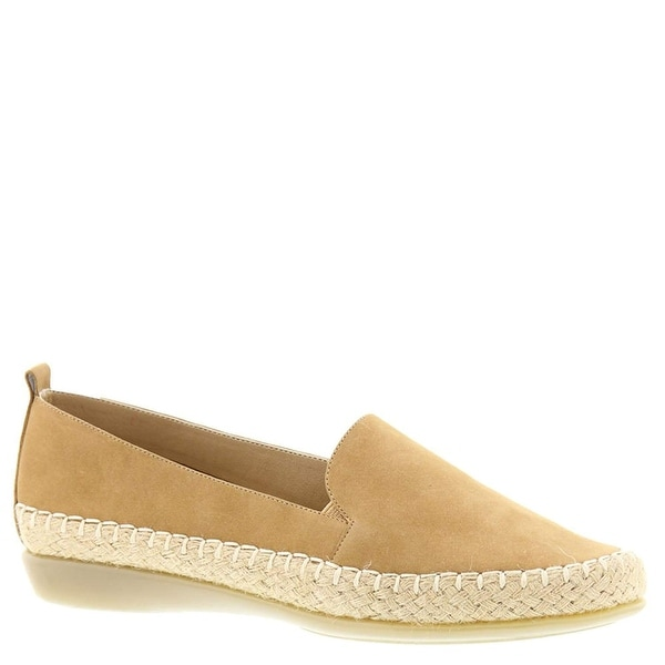 VANELi Womens Nadette NuBuck Round Toe Loafers