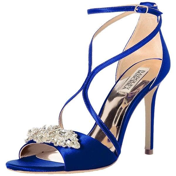 b481d6360d6 Shop Badgley Mischka Women's Vanessa Heeled Sandal - Free Shipping ...