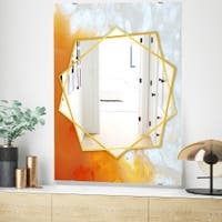 White Glass Mirrors Shop Online At Overstock