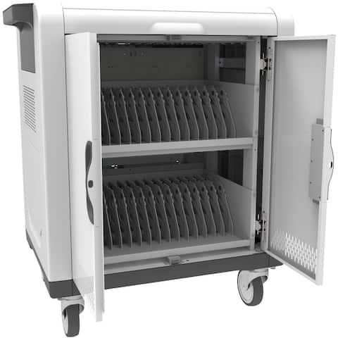 Rocstor vtsc032-01 volt sc32 sync & charging cart