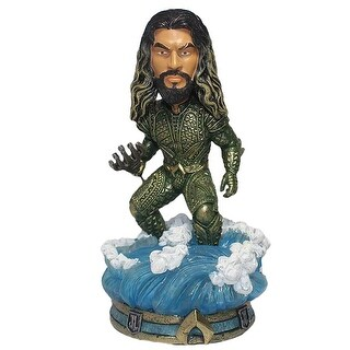 "DC Comics Justice League Aquaman 8"" Character Bobblehead - multi"