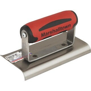 Marshalltown 6X3 Curved End Edger
