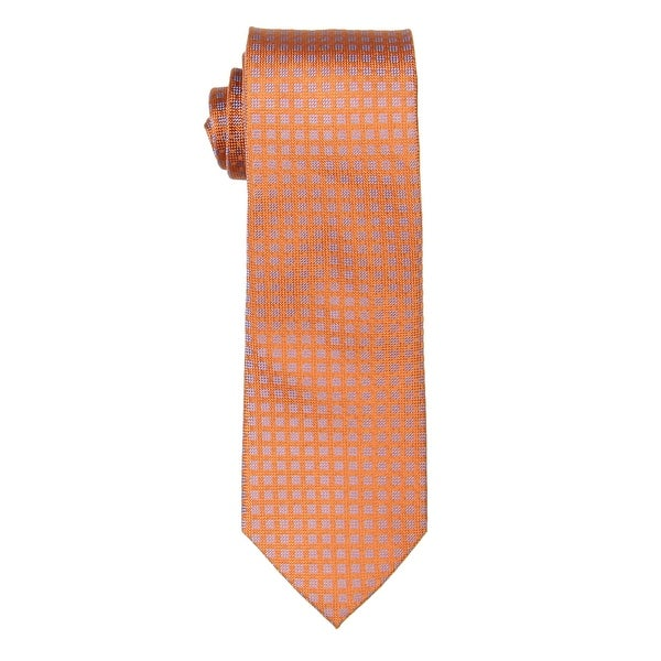 Michael Kors Mens Neck Tie Silk Pattern - O/S. Opens flyout.