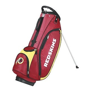 Wilson golf wgb9750ws nfl carry bag wa redskins