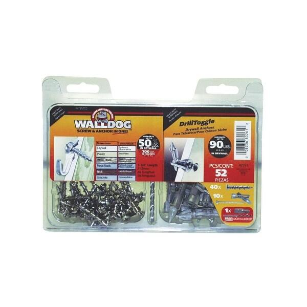 HILLMAN Walldog Drill Toggle Kit