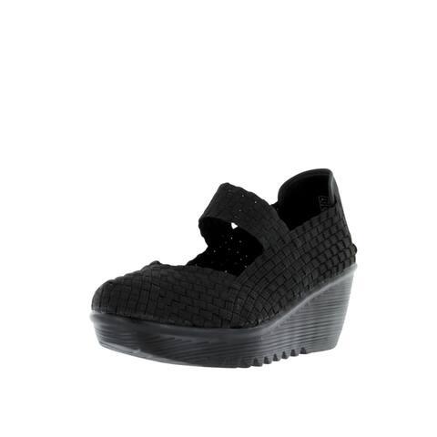 2ed10ffdfb57 Bernie Mev Womens Lulia Casual Wedge Shoes
