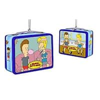 Club Pack of 24 Beavis and Butt-Head Mini Lunch Box Christmas Ornaments 3.25""