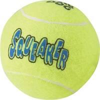 Kong Company Kong Squeaker Ball AST1B Unit: EACH