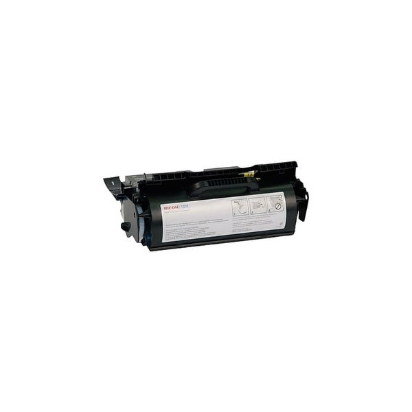 InfoPrint 75P6959 InfoPrint Return Program Toner Cartridge - Black - Laser - 6000 Page - 1 Each