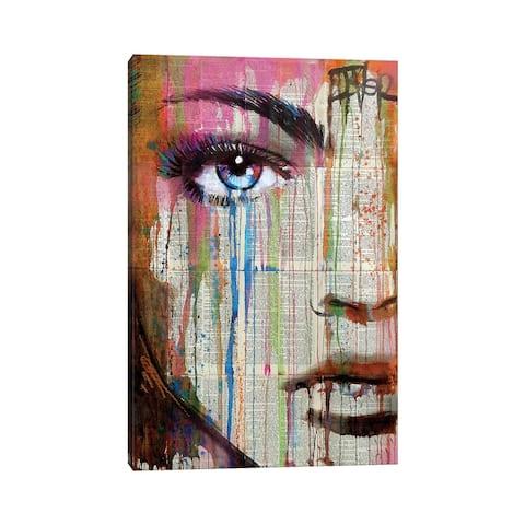 """iCanvas """"Aeon"""" by Loui Jover Canvas Print"""