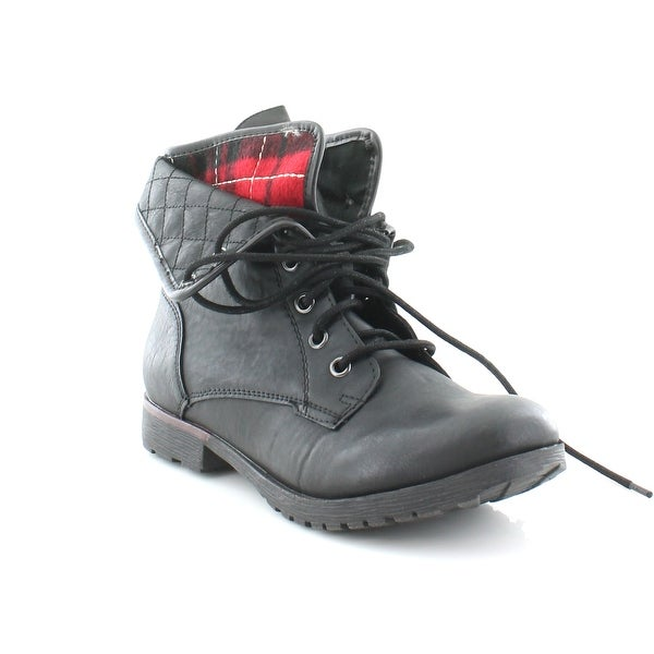 ZiGi Soho Spraypaint Women's Boots BlackFX - 7