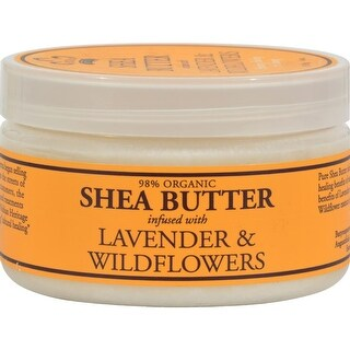 Nubian Heritage - Shea Butter Infused With Lavender And Wildflowers ( 1 - 4 OZ)