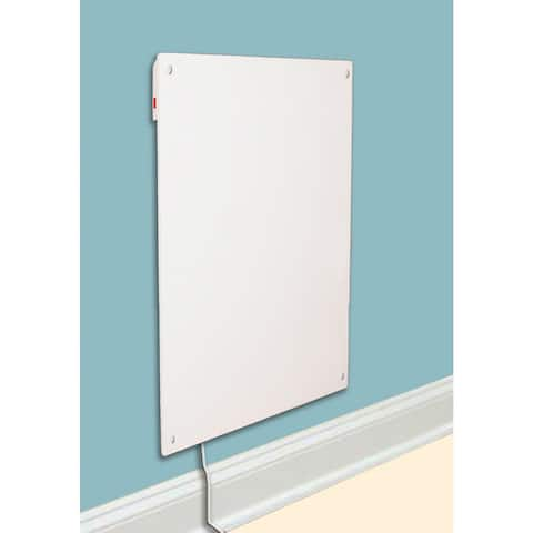 """Wall Mounted 600 Watt Energy Efficient Convection Electric Heater - 36"""" H x 23.5"""" W x 1"""" D"""