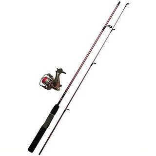 5 ft.6 in. Ladies Spinning Rod & Reel Combo with Tackle - Size 20