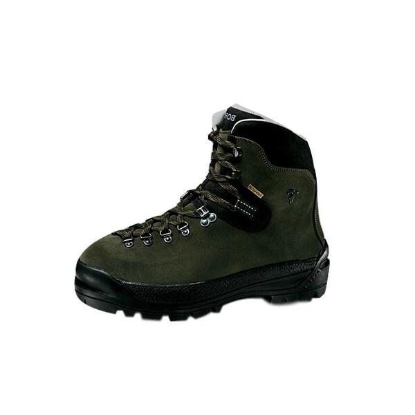Boreal Climbing Boots Mens Lightweight Asan C Verde Green