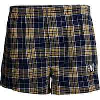 Milwaukee Brewers Roster Flannel Boxers