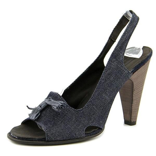 Raparo Da-Schuhe Women Jeans Pumps