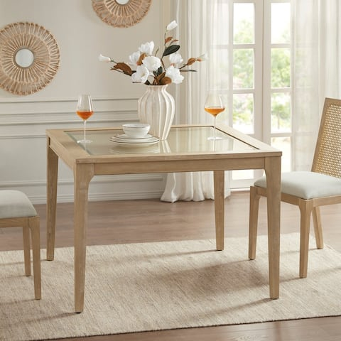 Madison Park Ashe Natural Dining Table