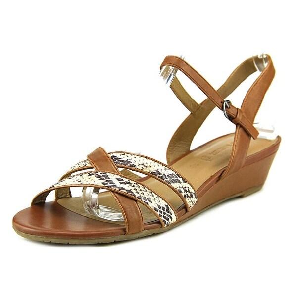 Gerry Weber Alisha 02 Women Open-Toe Leather Slingback Sandal