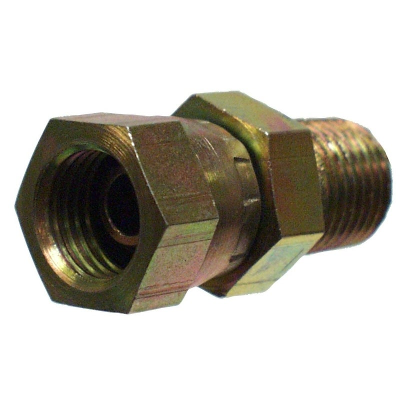 Style 5000 Apache Inc Apache 39035418 3//4 Female Pipe x 3//4 Female Pipe Hydraulic Adapter