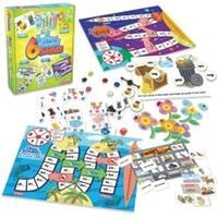 Junior Learning JRL400 6 Letter Sound Games