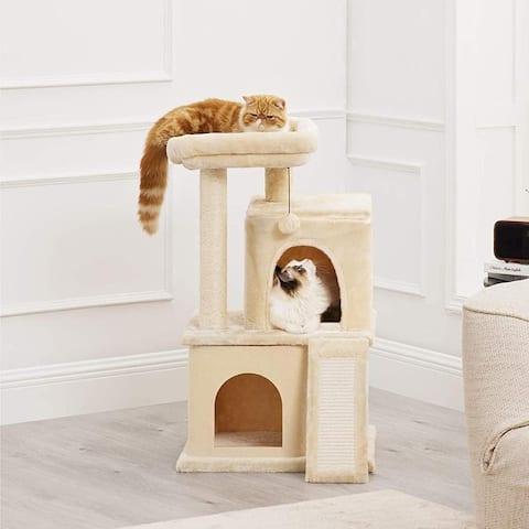 Cat Climb Tree Holder Cat Tower Large House