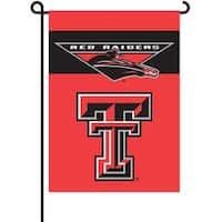 Texas Tech University Garden Flag