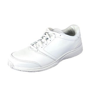 New Balance WID526 Women Round Toe Synthetic White Sneakers
