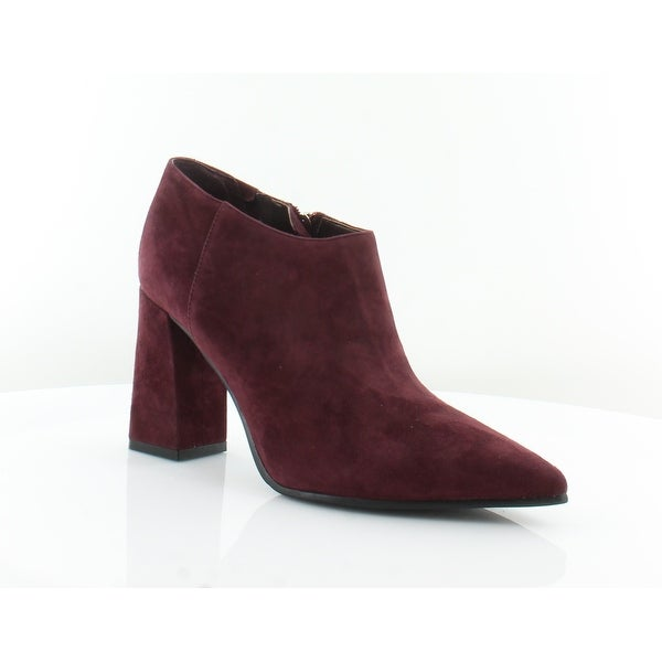 Marc Fisher Jayla Women's Boots Dark Red - 9.5