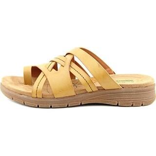 Bare Traps Womens Cassy Split Toe Casual Strappy Sandals