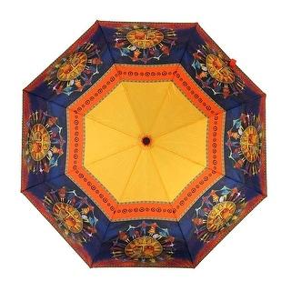 Laurel Burch `Harmony Under the Sun` Compact Umbrella