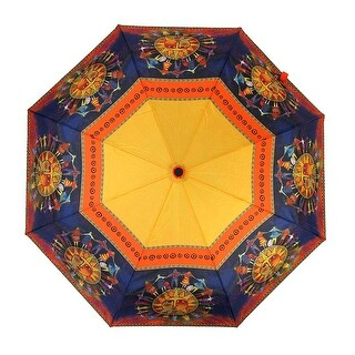 Laurel Burch `Harmony Under the Sun` Compact Umbrella