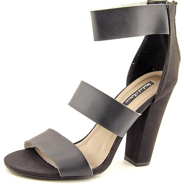 Michael Antonio Joxy Women Open Toe Synthetic Sandals