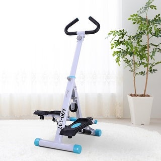 Link to Soozier Adjustable Stepper Aerobic Ab Exercise Machine Similar Items in Cardio Equipment