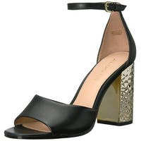 Aldo Womens Nilia Open Toe Casual Ankle Strap Sandals