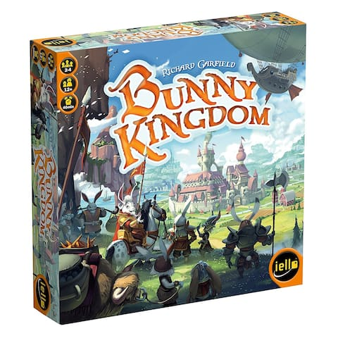 Bunny Kingdom Strategy Board Game - Multi
