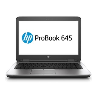 """Link to HP ProBook 645-G2 AMD A6 8GB 256GB SSD 14"""" HD LED Laptop (Renewed) Similar Items in Laptops & Accessories"""