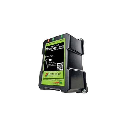 Dual Pro RealPRO Series Battery Charger - 6A Battery Charger