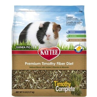 Kaytee Timothy Complete Guinea Pig 5lb